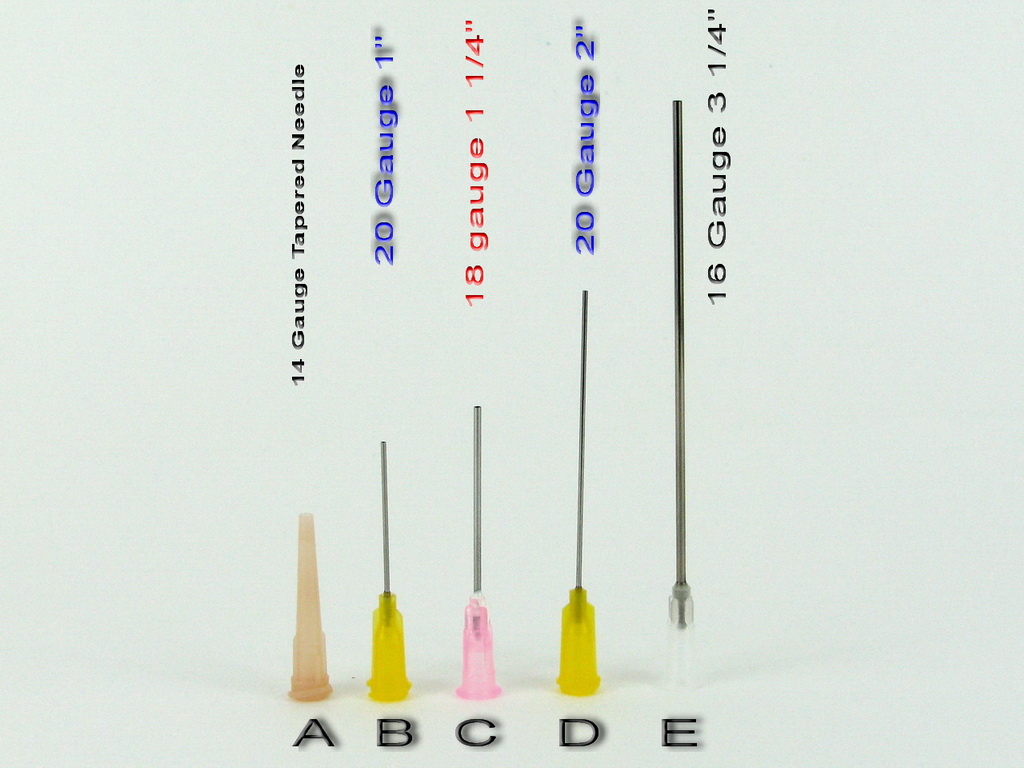 Needle Selection